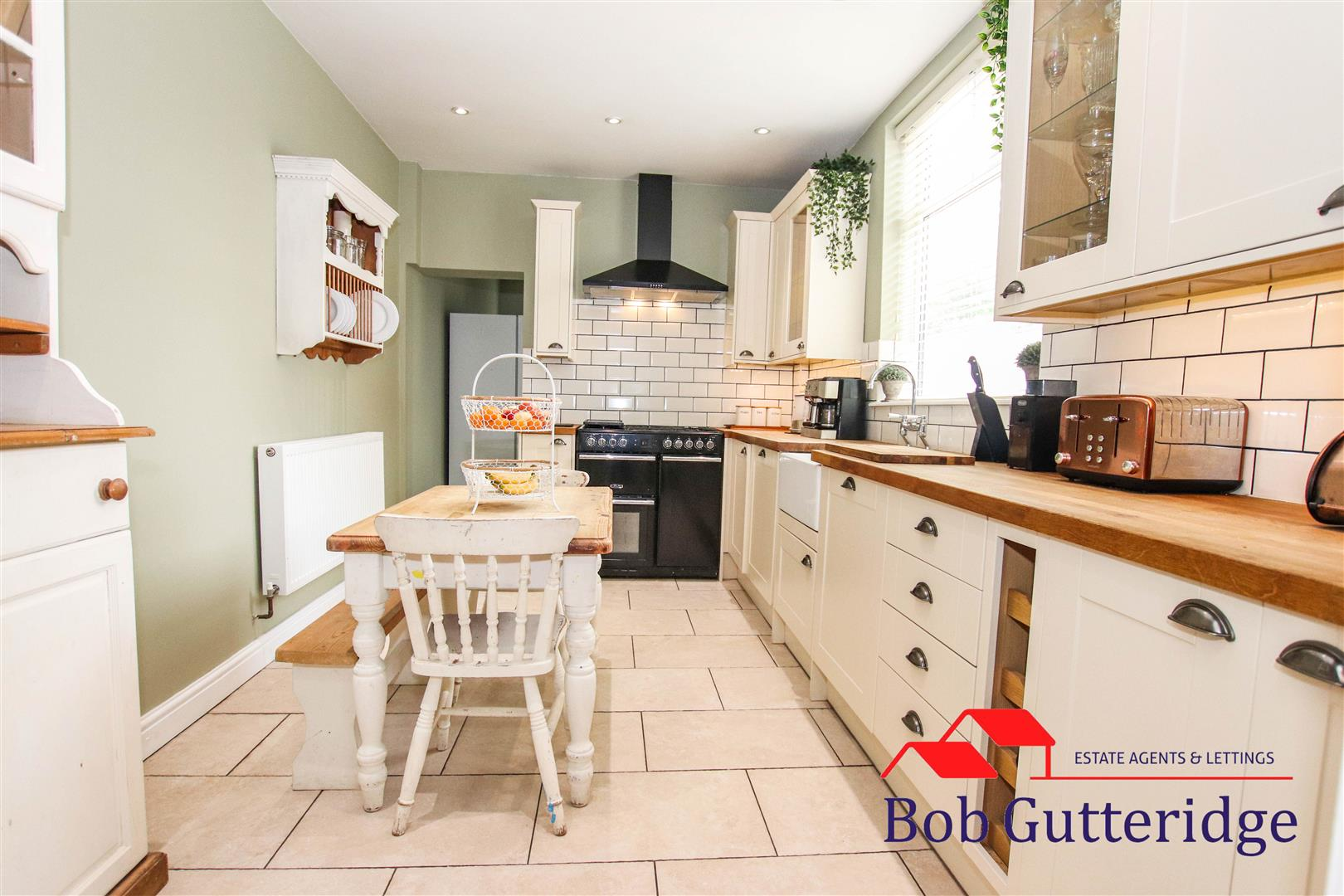 FITTED KITCHEN / BREAKFAST ROOM